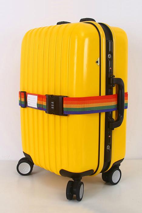 【旅行出差行李箱一字打包带】-家居-百货