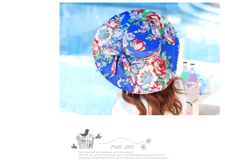 【春夏天防晒帽防紫外线太阳帽】-配饰-女士配饰