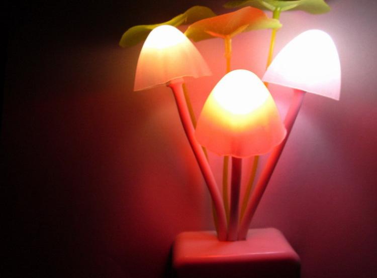 【萌小小】led七彩小夜灯