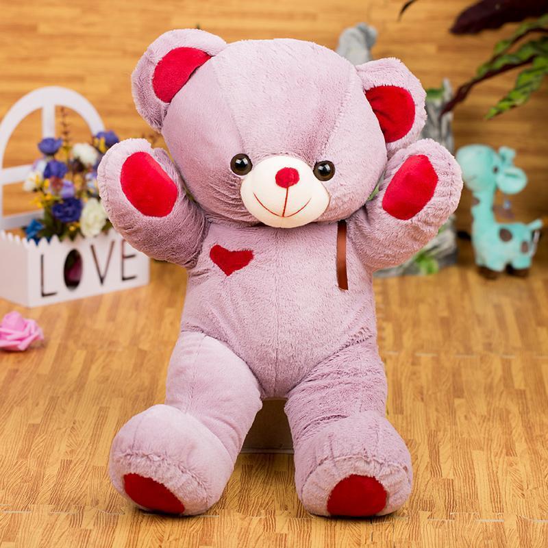 泰迪熊毛绒玩具熊可爱娃娃公仔情