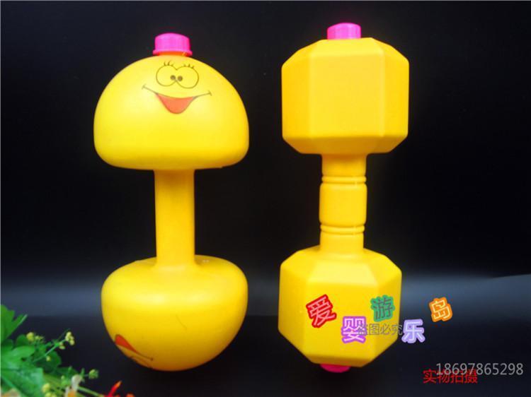 幼儿园体操哑铃舞蹈设备儿童哑铃