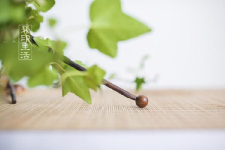 原木 天然树枝手工制作 【缠线
