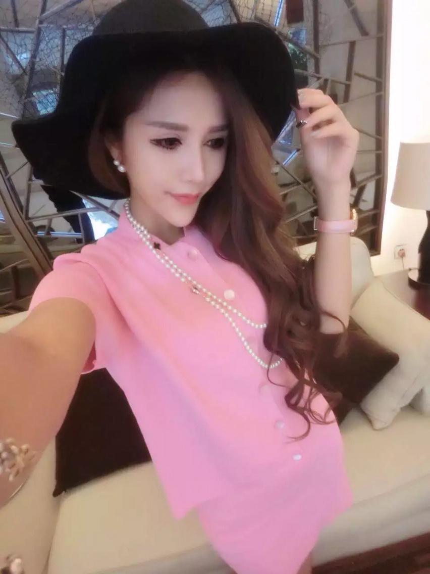 2015夏季新款女进口冰丝面料,时尚针织套装 短袖上衣 包臀短裙