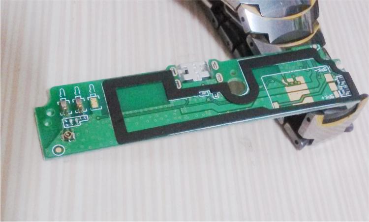 小米红米2note 4g 米3米4尾插送话器信号线 送话小板