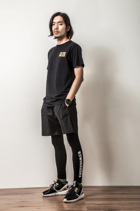 欧美男装潮牌_【yey】潮牌男装fbi爆款印花欧美短袖t恤