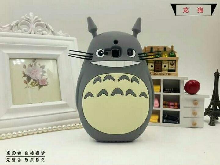 小米手机壳…超级可爱的龙猫