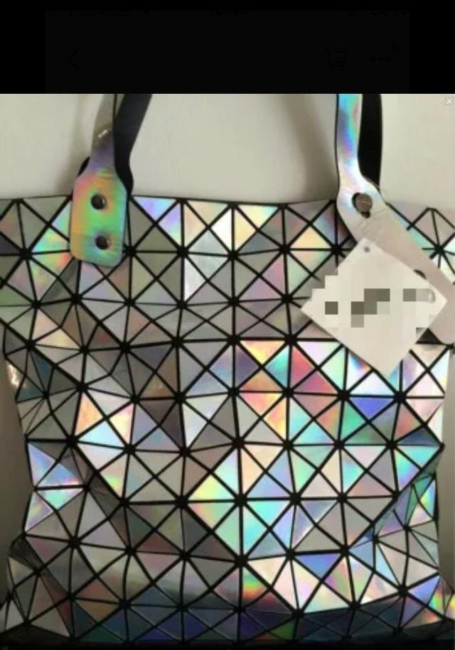 三宅一生同款设计女包包 日本代