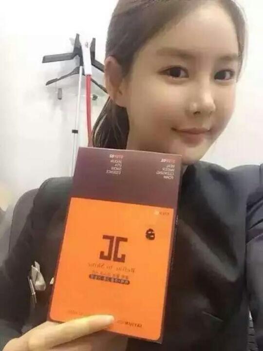 【韩国代购jayjun水光面膜贴】--水灵正品美妆百货