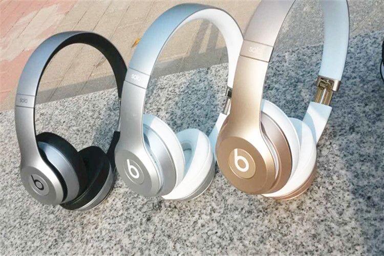 【beats solo2wireless蓝牙头戴魔声耳机】-无类目