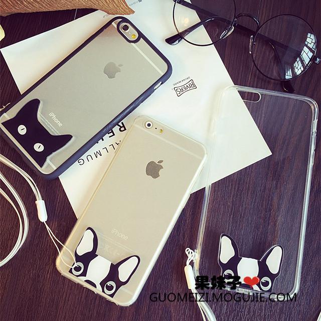 原创小动物苹果全包手机壳
