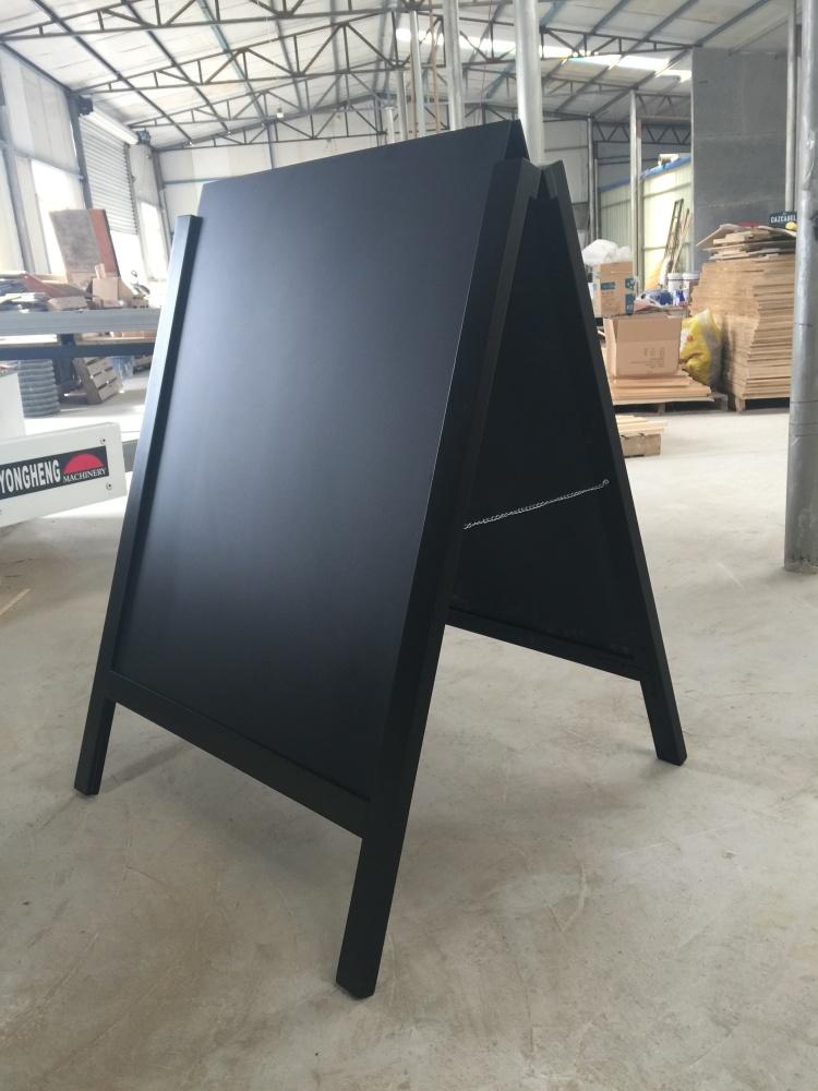 【人字形黑板,广告展板