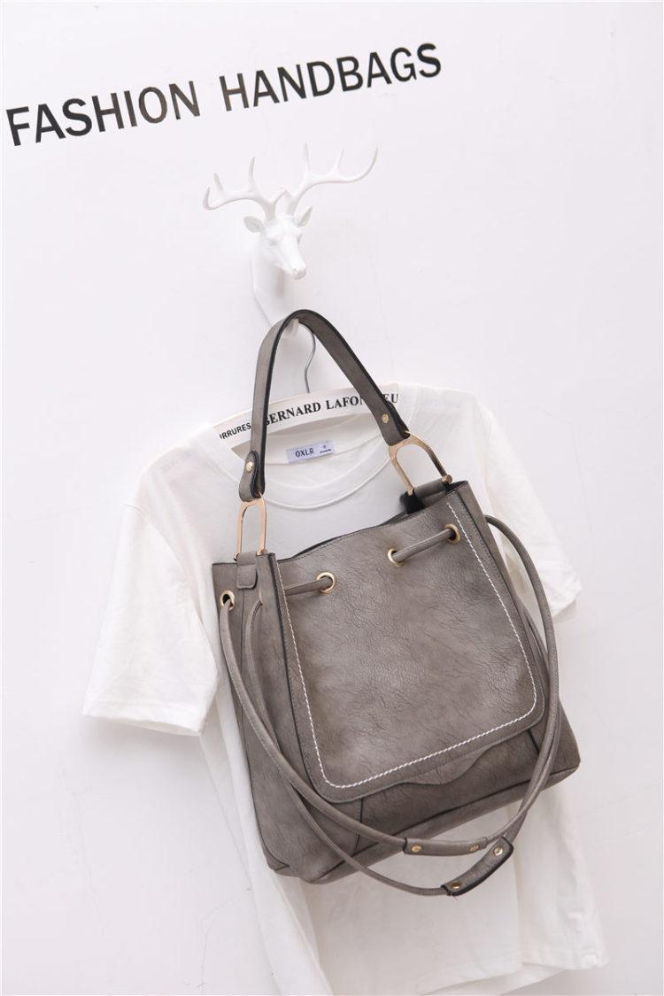 【【佐魅儿】韩版东大门新款水桶包】-包包-箱包皮具