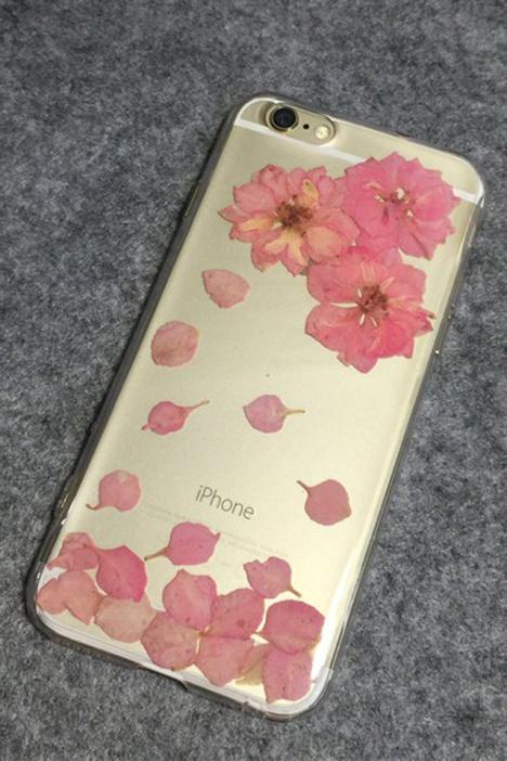 苹果,碎花,手机壳,5s,小清新