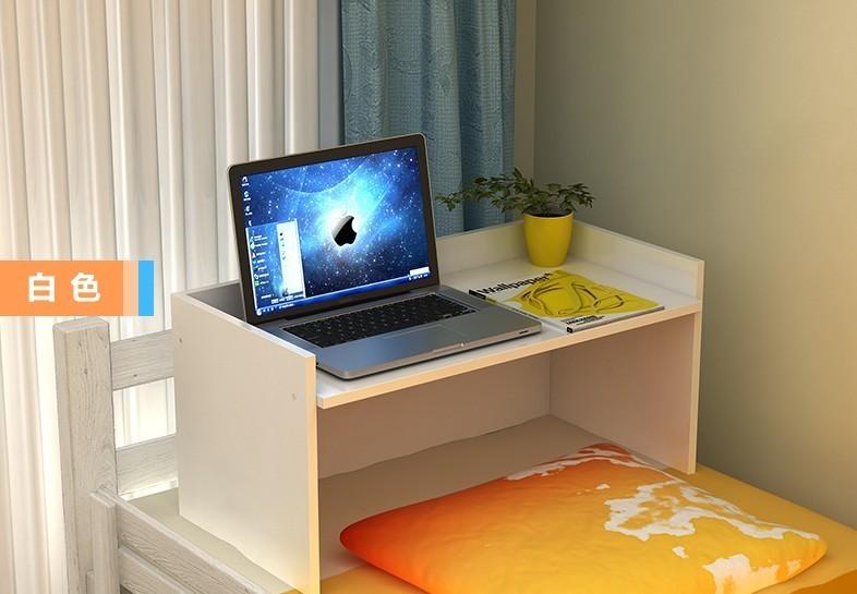 宿舍神器大学生床上下铺用书桌神奇寝室懒人笔记本书柜电脑床桌子整体