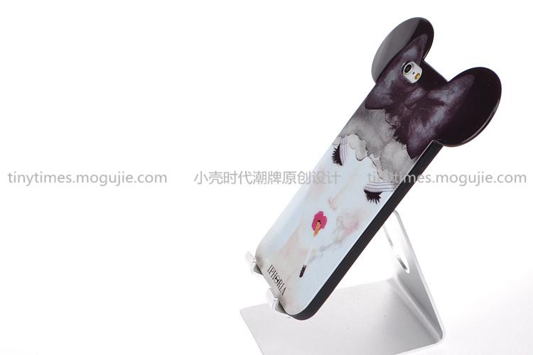 【中國風 蘋果iphone6s硅膠手機殼】-配飾-3c數碼
