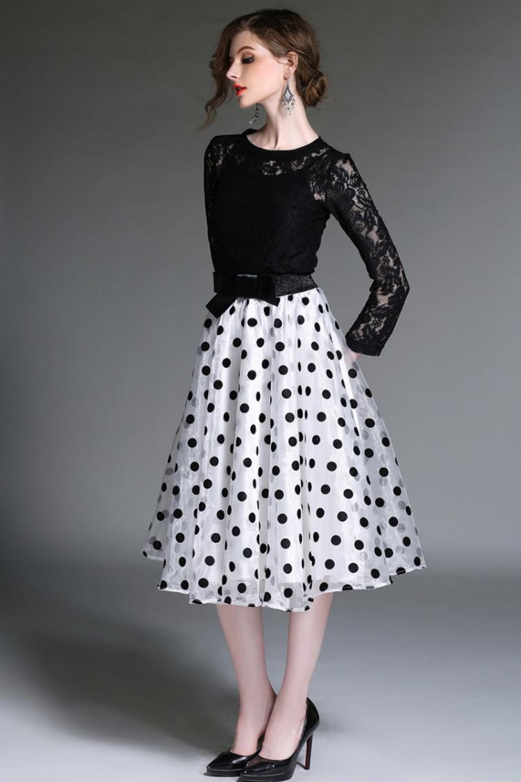 【连衣裙子】-无类目-裙子