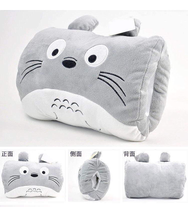 【萌萌猪出品~卡通动物暖手捂抱枕】-母婴-母婴用品
