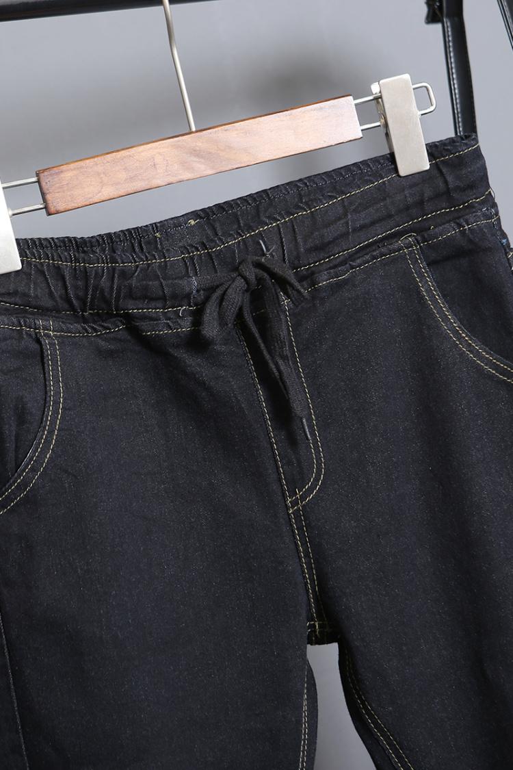 裤腰绳的系法图解