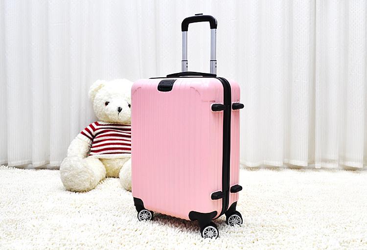 【【顺丰包邮】可挂包静音飞机轮行李箱】-包包-旅行