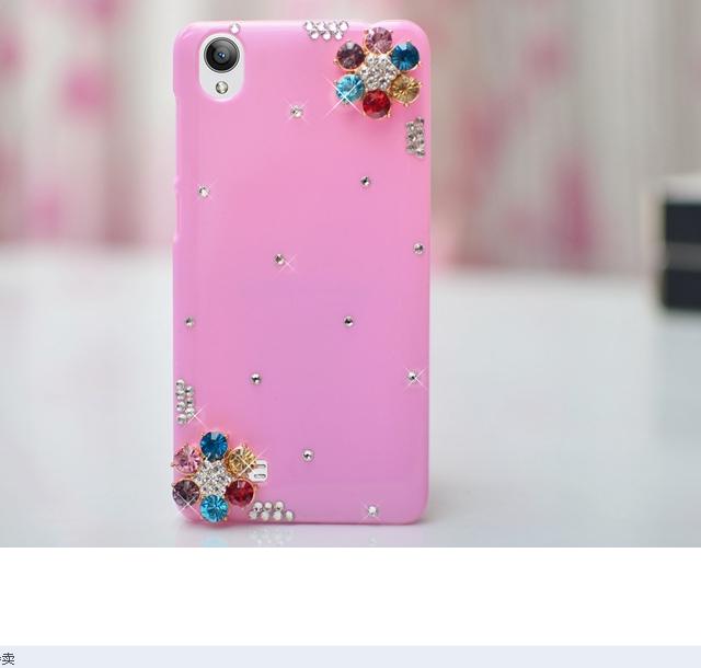 【vivoy23l新款手机水钻壳步步高y23l水钻手机壳女生
