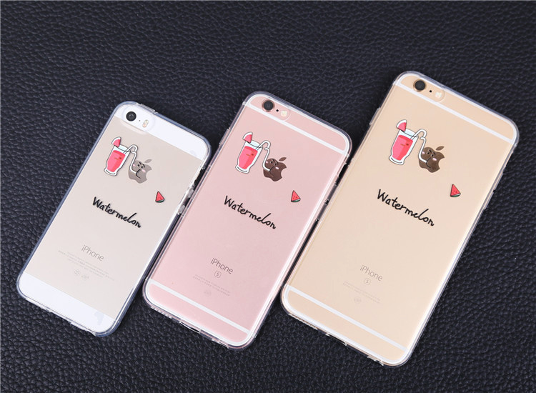 【恶搞苹果logo手机壳】-配饰-3c数码配件