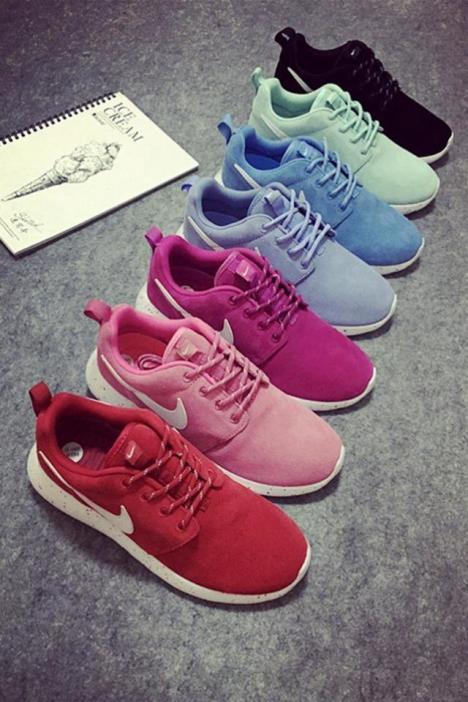 耐克伦敦小跑-鞋子 女鞋 跑步鞋 服饰鞋包 运动鞋 蜜糖精品 蘑菇街优店