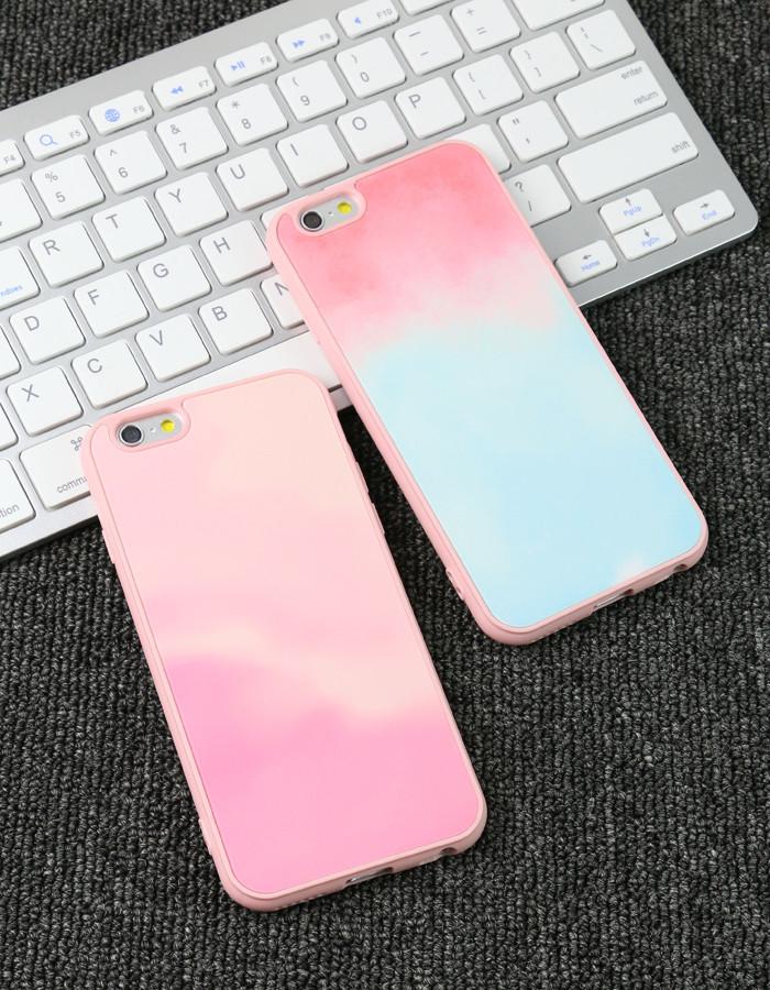 【潮渲染5s苹果iphone6splus硅胶 手机 壳】-配饰- 手机