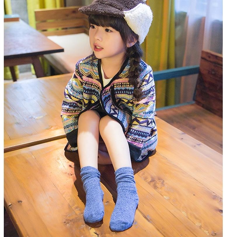 男童长筒袜搭配图片