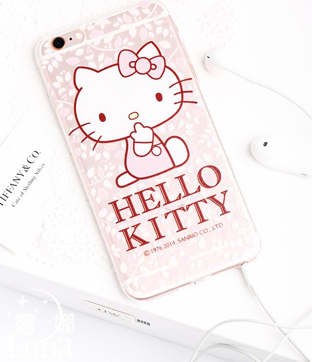 可爱kt猫苹果手机壳