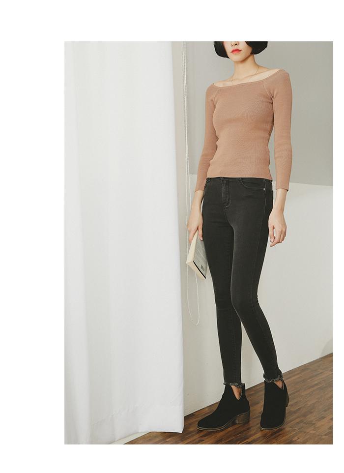 牛仔裤】-衣服-裤子