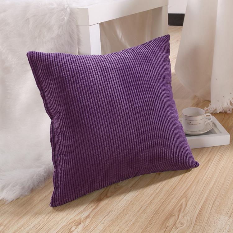 玉米粒灯芯绒抱枕 玉米粒靠垫抱枕 欧式抱枕靠垫 沙发靠垫抱枕