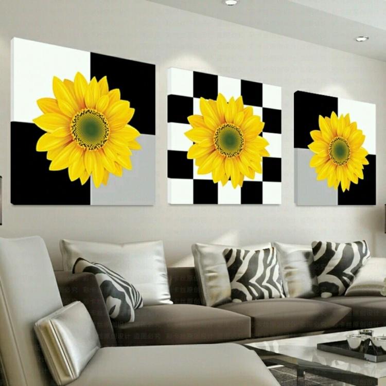 【新款5d钻石画欧式花卉全贴钻砖石秀钻石十字绣客厅