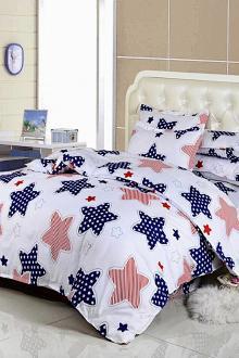 Bộ vỏ chăn gối giường đơn, phong cách thu hút