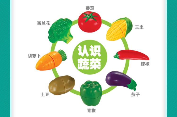 彩泥动画可爱水果图片