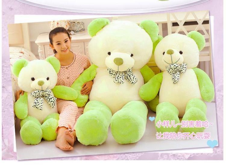 创意新品泰迪熊毛绒玩具可爱小熊公仔布娃娃儿童节日礼物女