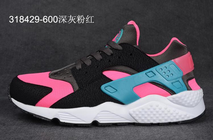 【耐克华莱士正品女鞋男鞋情侣跑步鞋运动鞋黑白武士