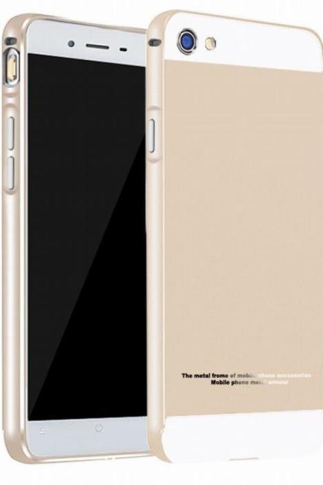 朵唯l5plus手机壳朵唯l5plus金属边框后盖手机套