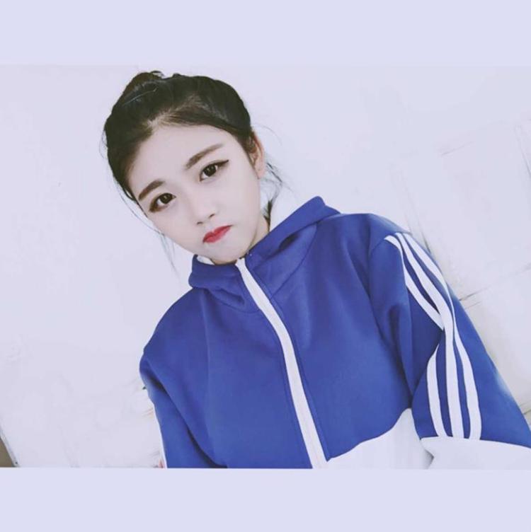 【韩国ulzzang情侣款bf风原宿宽松长袖休闲外套连帽