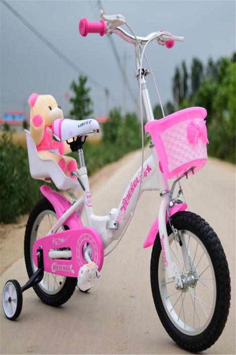 儿童自行车折叠男女学生单车折叠童车12-14-16-18寸