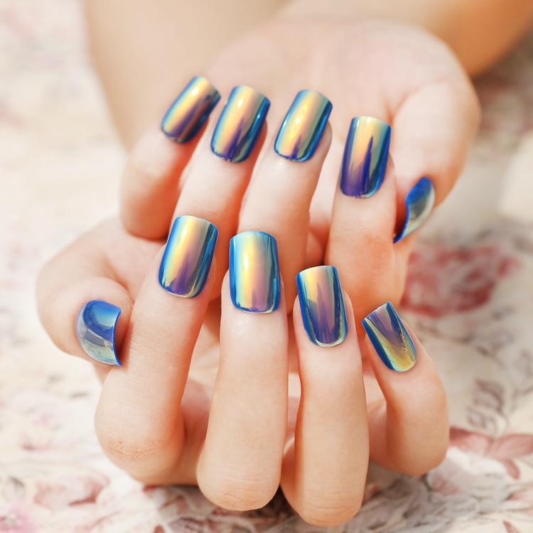 假指甲法式指甲贴