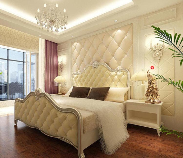 【欧式奢华复古创意树脂工艺孔雀电视柜摆件现代家居