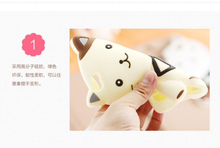 躲猫猫苹果 华为 vivo 小米系列硅胶软壳