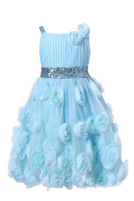 【威廉蒙森女童纱裙吊带连衣裙新款百褶公主裙中大童