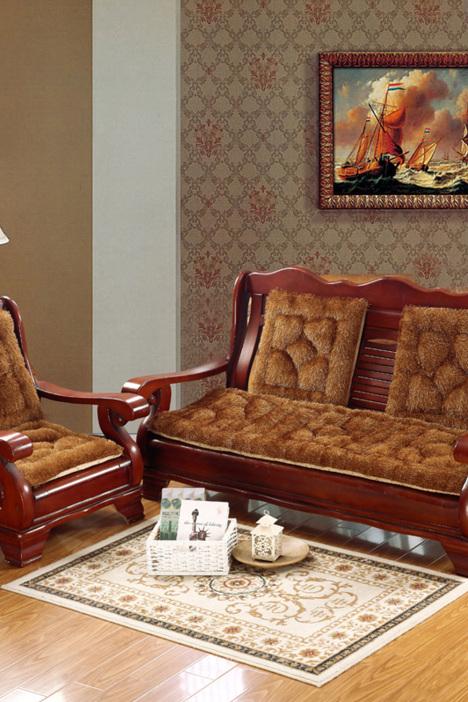 欧式红木床图片大全