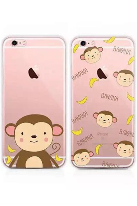 手机壳,手机,iphone6,猴子,卡通