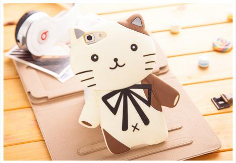 oppor5,r8107,绅士猫手机壳,卡通手机壳,硅胶套,个性时尚简约,清新