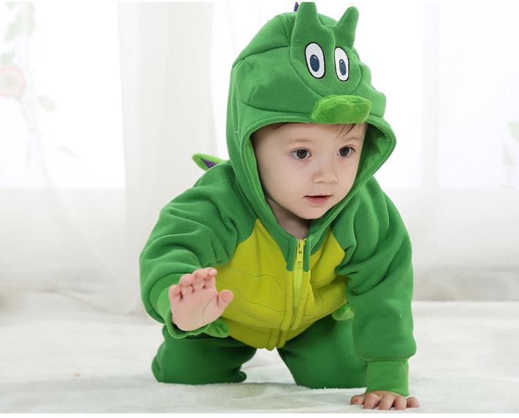 【诺诺宝贝童装造型衣宝宝衣服婴儿服装宝宝秋套装】