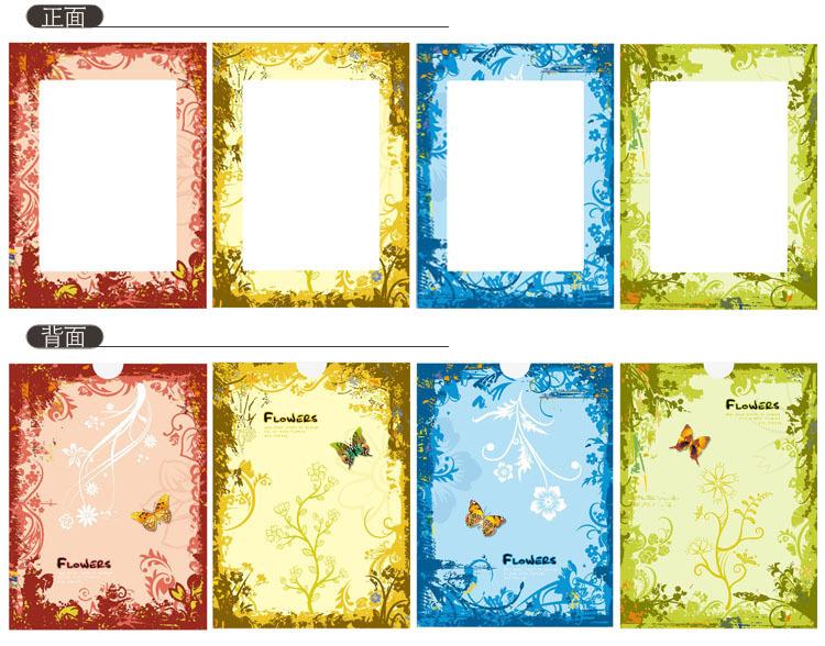 特价 照片墙 悬挂纸 diy相框 6寸 相片框麻绳彩色夹子