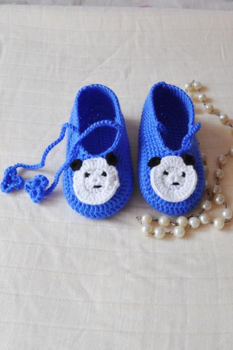 婴儿鞋子,新生儿软底鞋,手工编织宝宝鞋,春秋鞋,婴儿鞋袜