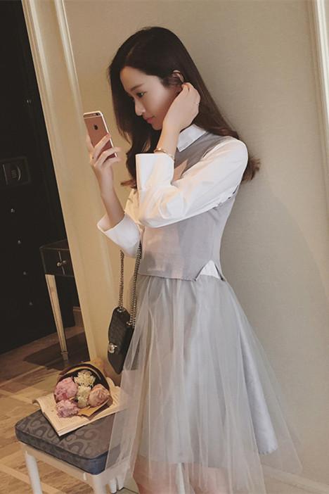 连衣裙,衬衫,针织衫,韩范美裙,气质美裙,裙子套装,收腰裙